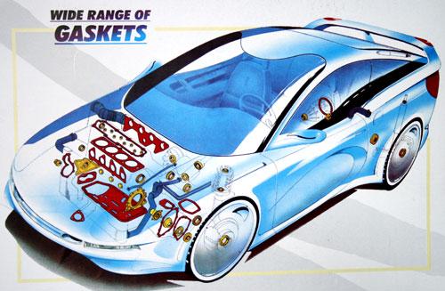 Automotive Gaskets India Auto Gaskets Suppliers Automotive Gasket Exporters Gaskets Indian
