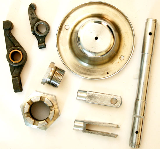 Ball Studs Exporters, Auto Parts Supplier, Automotive Parts from